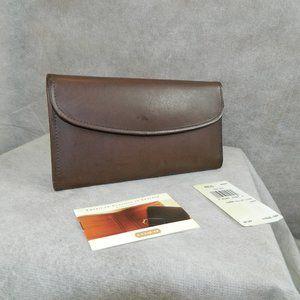 COACH Vintage 'Combo Wallet/Checkbook' #4859